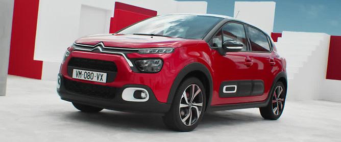 Citroën Nová C3