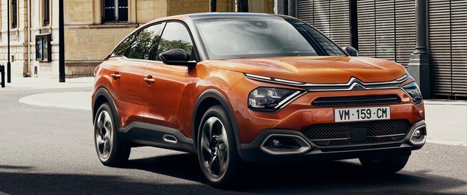 Citroën Nový C4