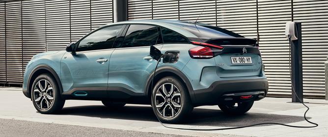 Citroën Nový ë-C4