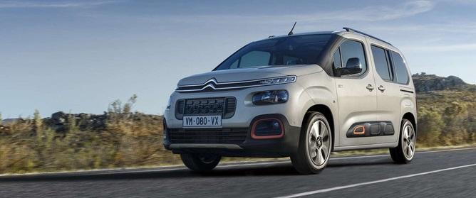 Citroën Nové Berlingo